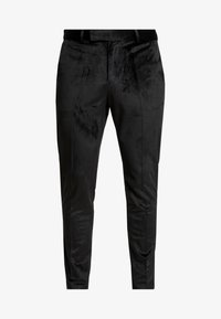 Burton Menswear London - PARTY - Trousers - black - 4