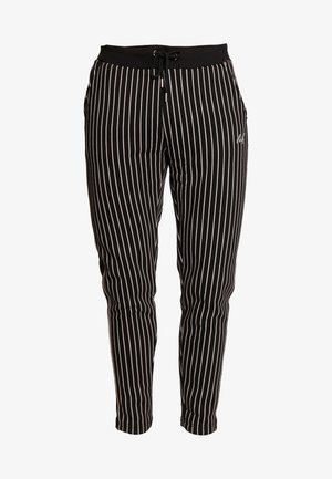 PINSTRIPE - Trainingsbroek - black