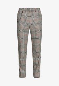 Burton Menswear London - Tygbyxor - grey - 4
