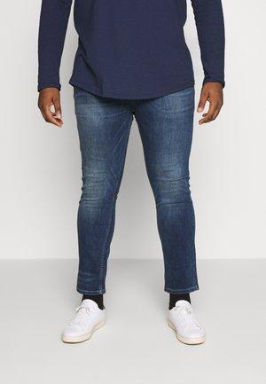BIG - Slim fit jeans - mid blue