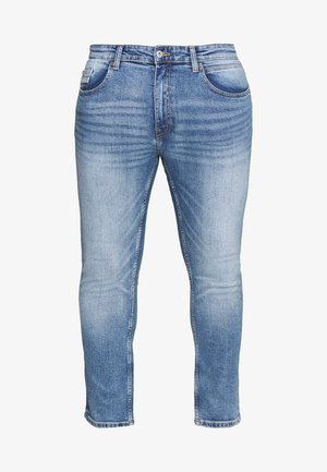 BIG TOTTENHAM - Slim fit jeans - light blue