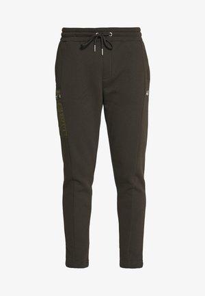COLLCETION UTILTIY - Spodnie treningowe - khaki