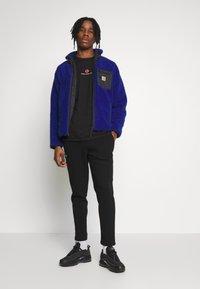 Burton Menswear London - Spodnie treningowe - black - 1