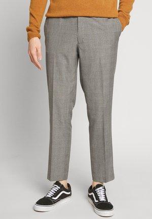 BURTON SKINNY TROUSER - Pantalones - grey