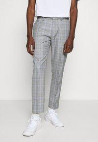 Burton Menswear London - Pantaloni - grey - 0