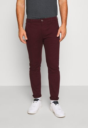 Chino kalhoty - burg