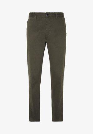TEDDINGTON WASHED - Chino kalhoty - khaki