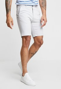 Burton Menswear London - NEW CASUAL - Shorts - light grey - 0