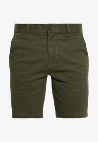 Burton Menswear London - NEW CASUAL - Shorts - khaki - 4