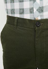 Burton Menswear London - NEW CASUAL - Shorts - khaki - 5