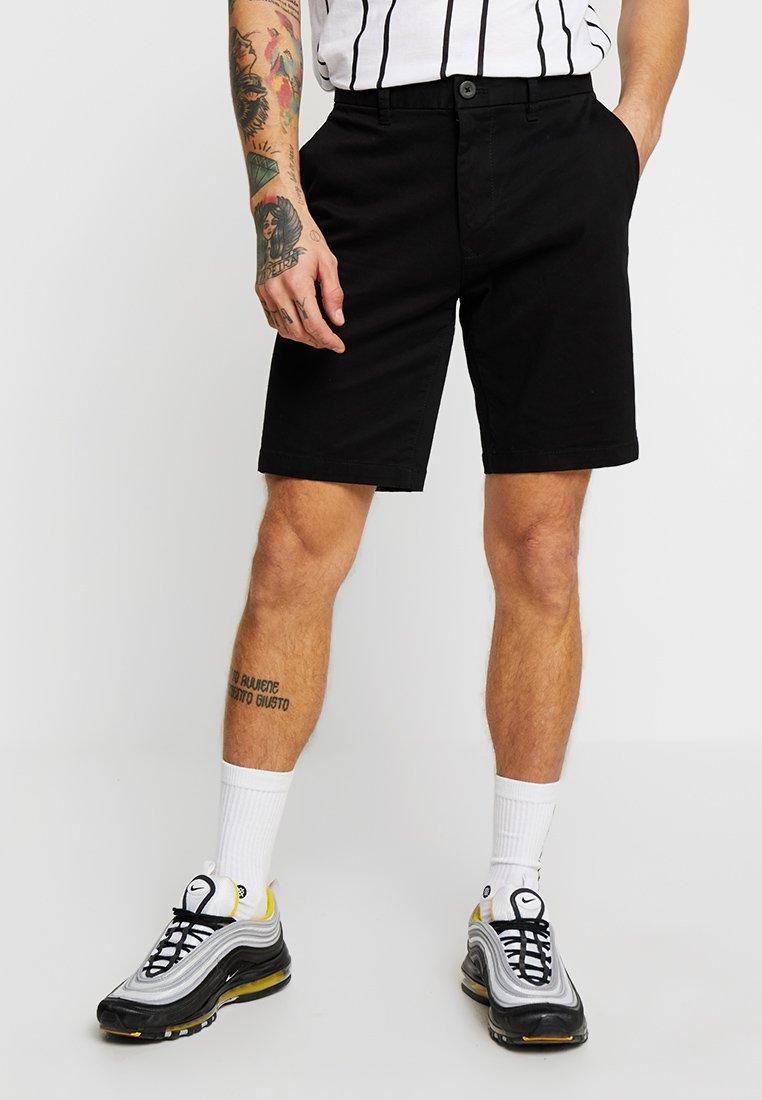 Burton Menswear London - NEW CASUAL - Shorts - black