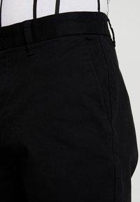 Burton Menswear London - NEW CASUAL - Short - black - 3