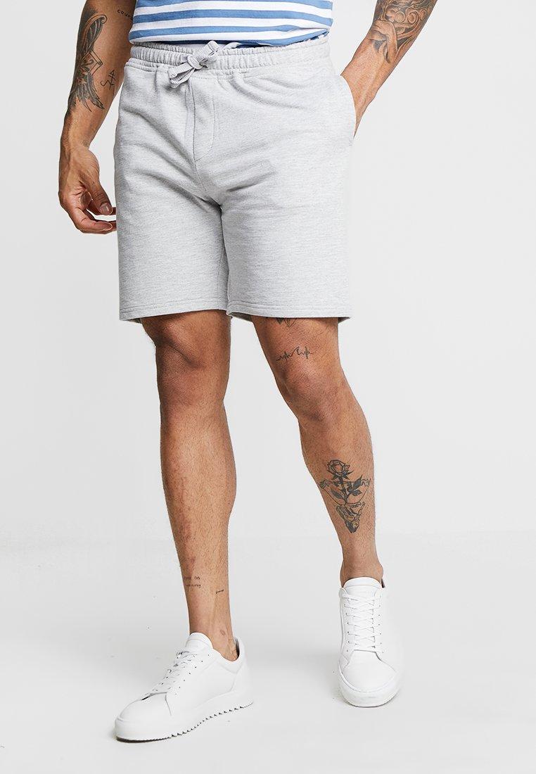 Burton Menswear London - BASIC - Træningsbukser - dark grey
