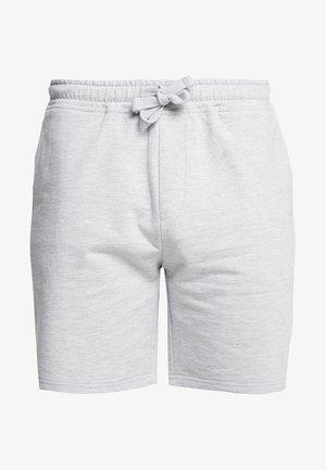 BASIC - Tracksuit bottoms - dark grey