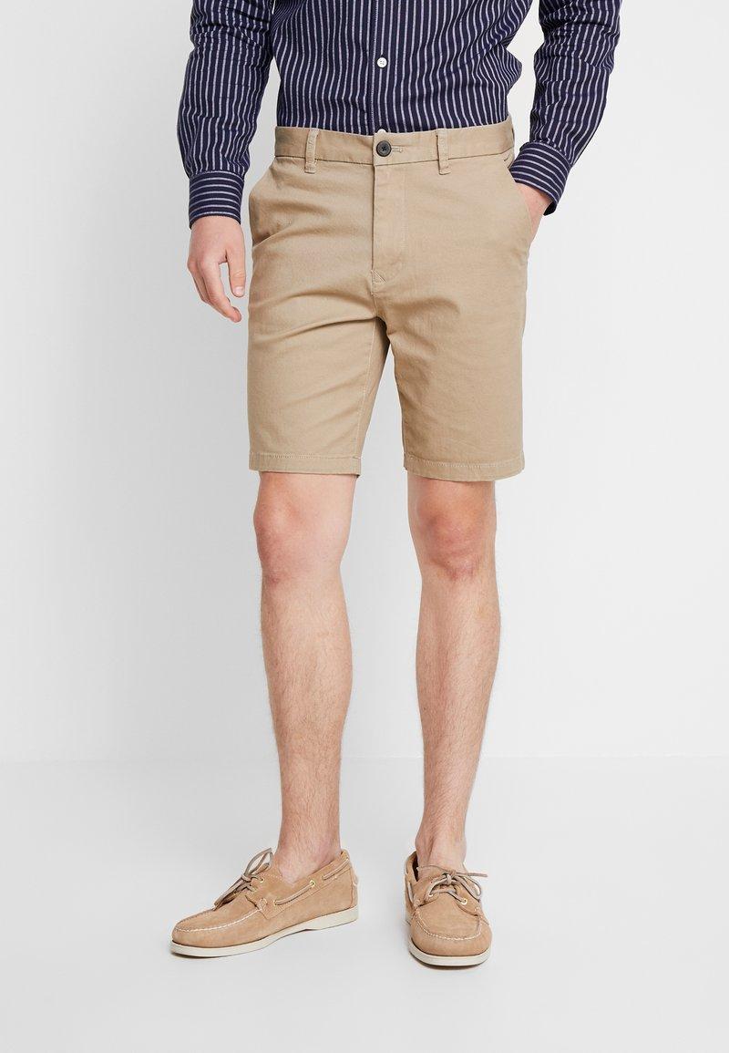 Burton Menswear London - Shorts - stone