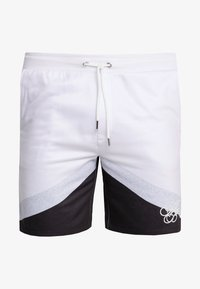 Burton Menswear London - ICON - Spodnie treningowe - white - 3