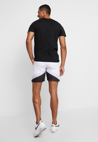 Burton Menswear London - ICON - Spodnie treningowe - white - 2