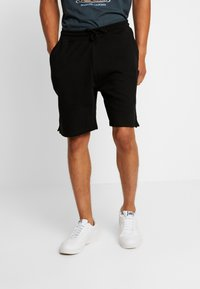 Burton Menswear London - STADIUM  - Kraťasy - black - 0