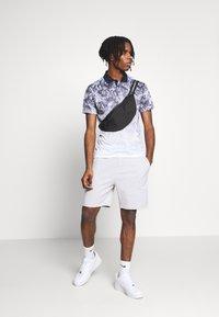 Burton Menswear London - 2 PACK - Shorts - black/grey - 0