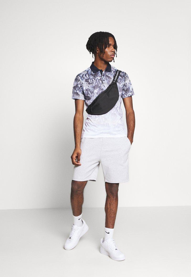 Burton Menswear London - 2 PACK - Shorts - black/grey