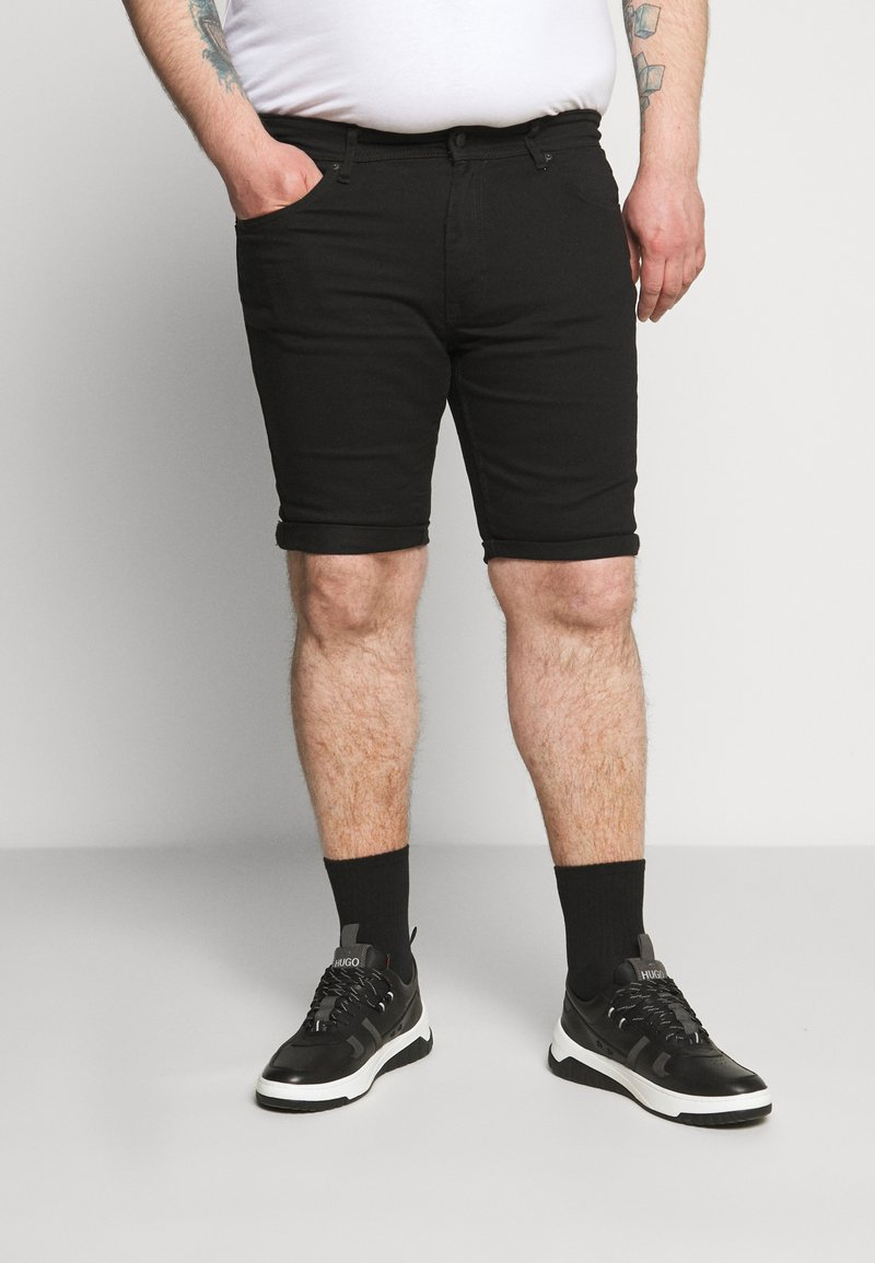 Burton Menswear London - Shorts - black