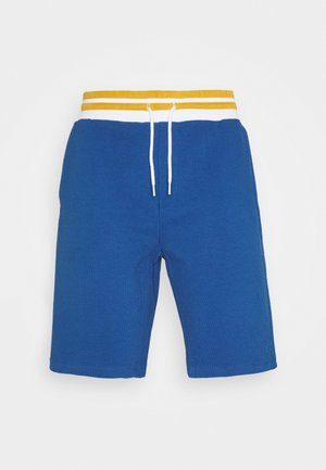 CONTRAST BASKETBALL - Shorts - blue