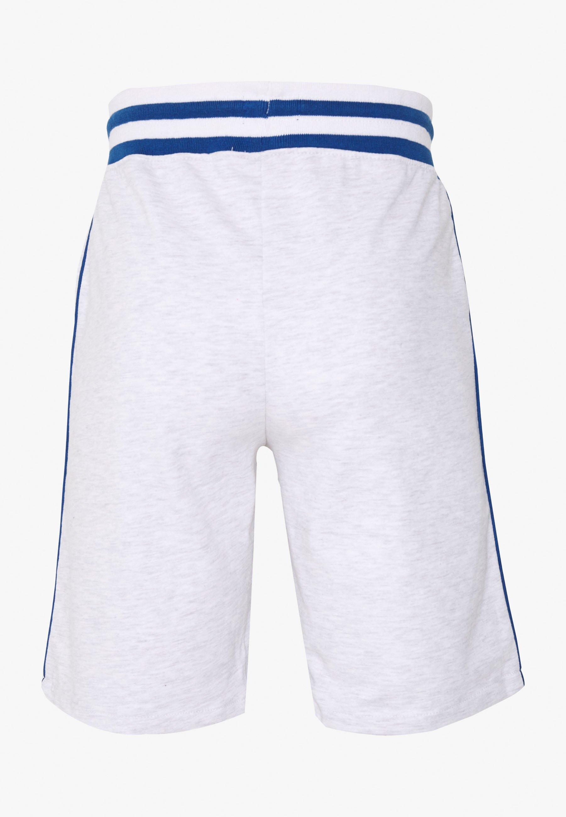 Burton Menswear London BASKETBALL - Pantaloni sportivi - white