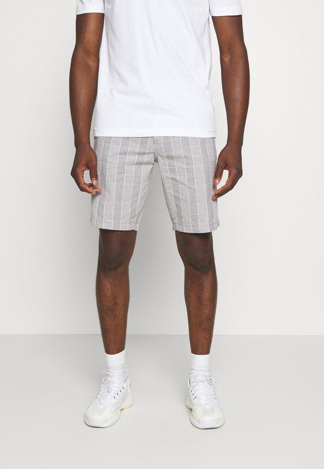 SMART CHECK - Shorts - grey