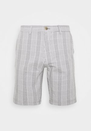 SMART CHECK - Shorts - grey