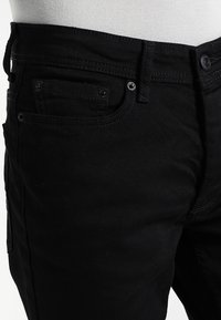 Burton Menswear London - Relaxed fit jeans - black
