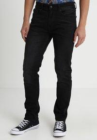 Burton Menswear London - USED - Slim fit jeans - black - 0