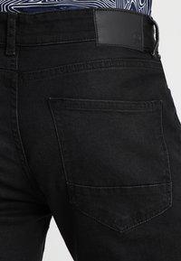 Burton Menswear London - USED - Slim fit jeans - black - 5