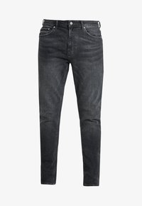 Burton Menswear London - TRAVIS TAPERED - Jeans Tapered Fit - grey - 3
