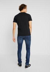 Burton Menswear London - MID BLUE - Jeans Skinny Fit - blue - 2