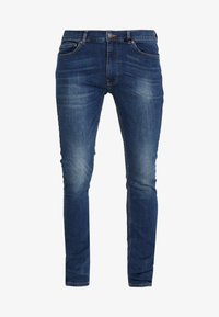 Burton Menswear London - MID BLUE - Jeans Skinny Fit - blue - 4