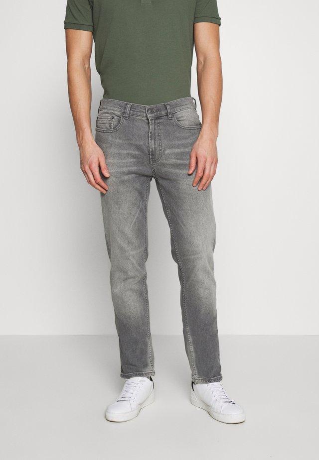 KOREA - Slim fit jeans - light grey