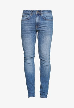 Slim fit jeans - bright blue