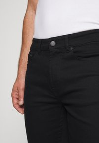 Burton Menswear London - Džíny Slim Fit - black - 3