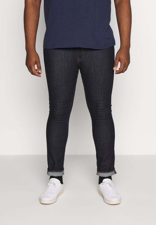BIG - Skinny džíny - dark blue