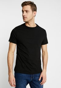 Burton Menswear London - TEE 5 PACK - T-shirt - bas - multi - 2
