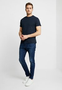 Burton Menswear London - TEE 5 PACK - T-shirt - bas - multi - 1