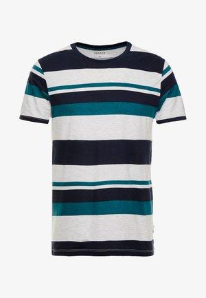 FLAG - Camiseta estampada - blue
