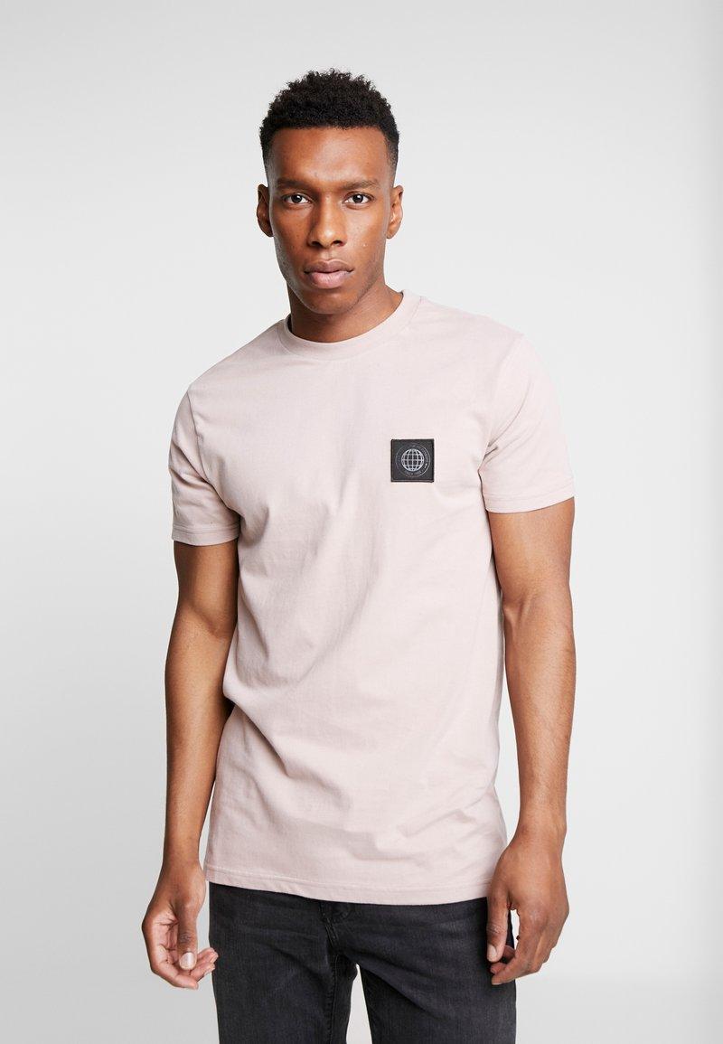 Burton Menswear London - STADIUM  - Triko spotiskem - pink