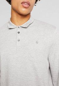 Burton Menswear London - BASIC 2 PACK - Top sdlouhým rukávem - grey melange/dark blue - 4