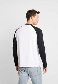 Burton Menswear London - RAGLAN 2 PACK - Top sdlouhým rukávem - mixed - 3
