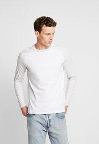 Burton Menswear London - RAGLAN 2 PACK - Top sdlouhým rukávem - mixed - 2