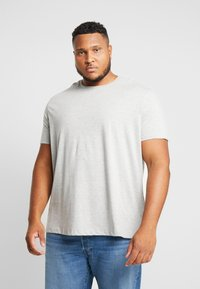 Burton Menswear London - B&T 5 MULTIPACK TEE - T-shirt basic - multi-coloured - 4