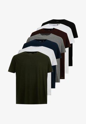 Camiseta básica - multi