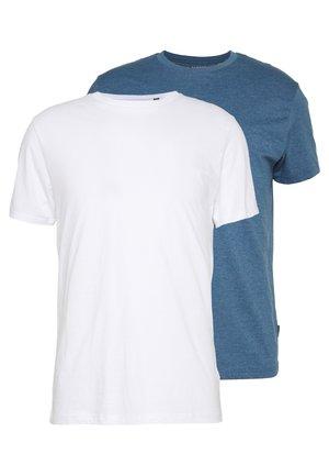 2PACK CREW - Jednoduché triko - multicoloured