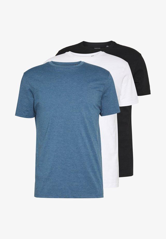 3 PACK - T-shirt basic - multicoloured